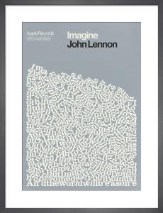 Imagine - John Lennon by Reign & Hail
