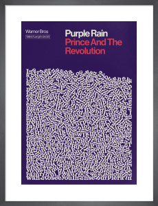Purple Rain - Prince and The Revolution by Reign & Hail