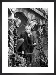 The Police, 1983 by PA Images