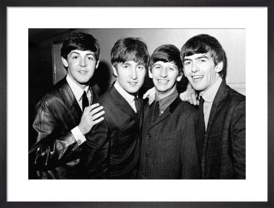 The Beatles, 1963 by PA Images