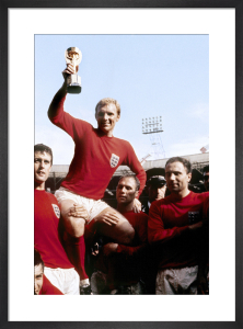 1966 World Cup Winners by PA Images