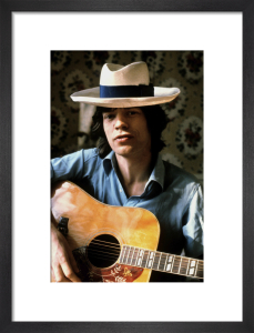 Mick Jagger, 1973 by PA Images