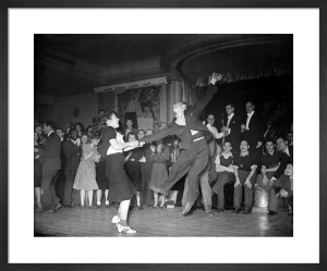 Jitterbug competition, 1939 by PA Images