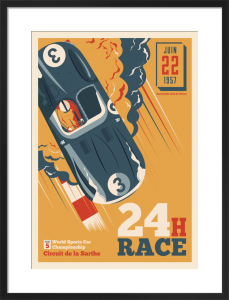 24H Race by Neil Stevens