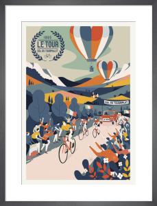 Col du Tourmalet by Neil Stevens
