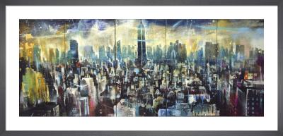 NY Mad Max by Bernard Vogel