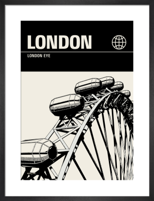 London (b&w) by Reign & Hail