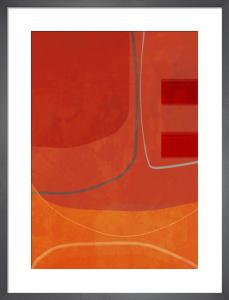 Red Sky by Adrian Bradbury