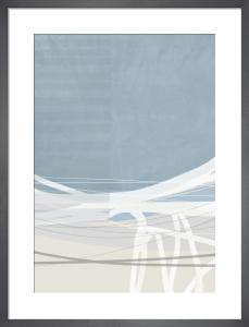 Surf Lines by Adrian Bradbury