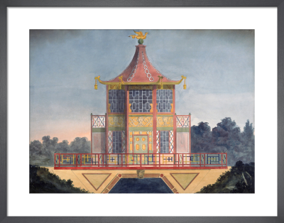 Kew Gardens, House of Confucius by The Soane Office