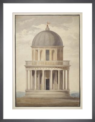 Rome, S. Pietro in Montorio (Bramante's Tempietto) by The Soane Office