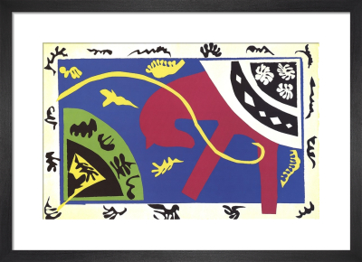 The Horse, the Equestrienne and the Clown by Henri Matisse