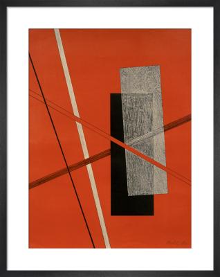 Constructions Kestner Portfolio 6 by Lászlo Moholy-Nagy
