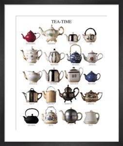 Tea-Time by Atelier Nouvelles Images
