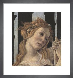 La Primavera (Detail) by Sandro Botticelli