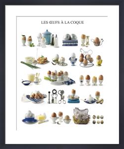 Les oeufs à la coque by Atelier