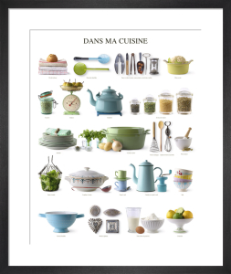 Dans ma cuisine by Atelier Nouvelles Images