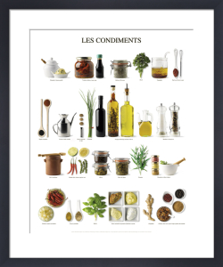 Les condiments by Atelier