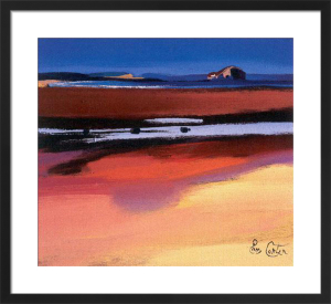 Bass Rock by Pam Carter