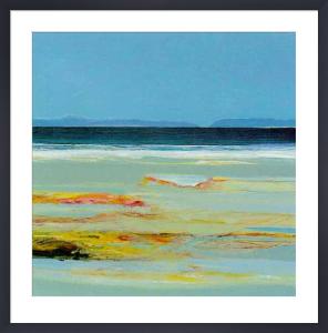 Winter Tide, Cumbrae by Archie Dunbar McIntosh