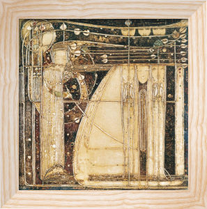 Opera of The Seas by Margaret Macdonald Mackintosh