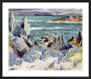 Iona by F.C.B. Cadell