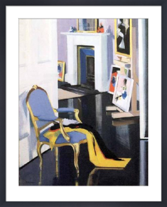 The Gold Chair by F.C.B. Cadell