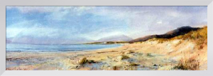 Luskentyre, Harris by James Bartholomew