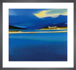 Luskentyre Blues by Pam Carter