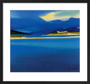 Luskentyre Blues by Pam Carter