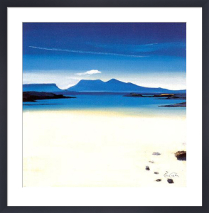 View To Rhum by Pam Carter