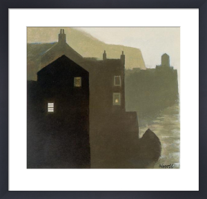 Early Morning Harbour by George Birrell
