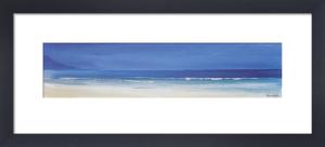 Aqua Blues II (small) by Ronnie Leckie