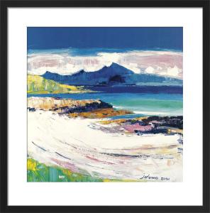 Beach, Isle of Ulva by John Lowrie Morrison