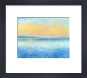 Gentle Sea by Sue Biazotti
