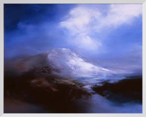 Ice Mountain by Kirstie Cohen