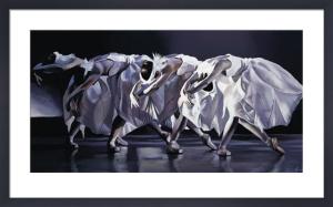 Rising Swans by Gavin Penn