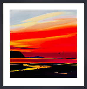 Waterloo Sunset by Pam Carter