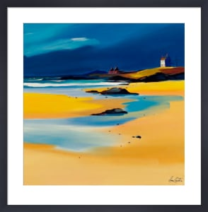 The Old Croft, Tiree by Pam Carter