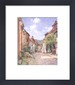 Mermaid Street, Rye by Jean Kevorkian