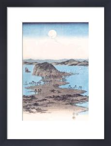 Coastal Landscape by Ando Hiroshige