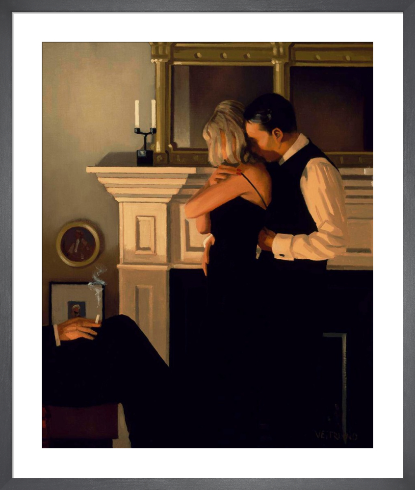 Beautiful Losers I by Jack Vettriano