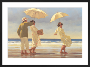 The Picnic Party by Jack Vettriano