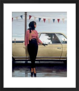 Suddenly One Summer by Jack Vettriano