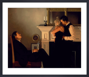 Beautiful Losers II by Jack Vettriano