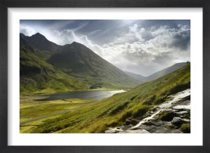 Glen Coe II, Scotland by Richard Osbourne