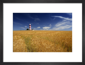 Happisburgh Lighthouse by Richard Osbourne