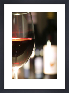Red Wine I by Richard Osbourne