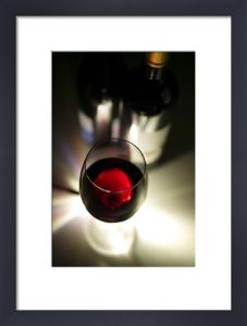 Red Wine II by Richard Osbourne
