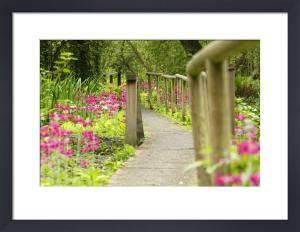 Fairhaven Garden I by Richard Osbourne